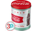 Peltipurkki COCA-COLA ICE COLD 1L SG-78428