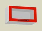 Keittiön yläkaappi 80 cm AVENTOS HKS mekanismilla h35 cm AR-79406