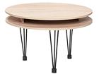 Sohvapöytä Luna 1 Ø 80 cm HP-79483
