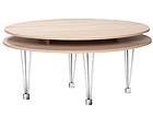 Sohvapöytä Luna 2 110x80 cm HP-79487