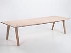Jatkettava ruokapöytä A-LINE 100x210-310 cm CM-79654