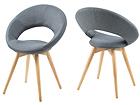 Tuolit PLUMP, 2 kpl CM-80430