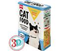 Peltipurkki 3D CAT FOOD 4 L SG-80665
