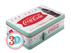 Peltipurkki 3D COCA-COLA ICE COLF 2,5 L SG-80673