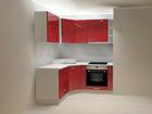 Korkeakiiltoinen keittiö AR-81157