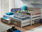 Sänkysarja, 2-os 80x180 cm TF-82059