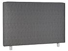 Kangasverhoiltu sängynpääty STANDARD 200x113x10 cm FR-83187
