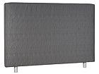 Kangasverhoiltu sängynpääty STANDARD 220x113x10 cm FR-83188