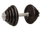 Rautapainot 15 kg TC-83482