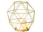 Lyhty LED kynttilällä EDGE AA-83688