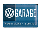 Retro metallijuliste VW GARAGE 20x30 cm SG-84338