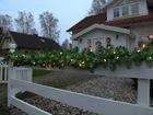 Seppele LED valoilla 270 cm