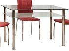 Ruokapöytä PIXEL 70x120 cm WS-84621