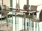 Jatkettava ruokapöytä 74x110-170 cm WS-84681
