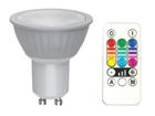 RGB LED lamppu GU10 EW-86830
