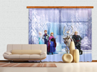 Fotoverho DISNEY ICE KINGDOM 280x245 cm ED-87018