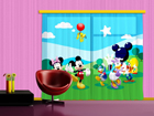 Fotoverho DISNEY MICKEY AND FRIENDS 180x160 cm