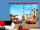 Fotoverho DISNEY CARS 2 180x160 cm ED-87107