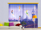 Fotoverho DISNEY FAIRIES IN LONDON 180x160 cm