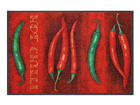 Matto HOT CHILI 50x75 cm A5-87274