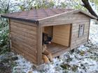 Lämmitetty koirankoppi MAX TN-87398