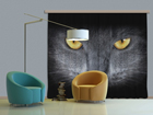 Pimentävä fotoverho BLACK CAT 280x245 cm ED-87500