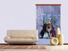 Pimentävä fotoverho DISNEY ICE KINGDOM II 140x245 cm ED-87833