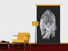 Pimentävä fotoverho LEOPARD I, 140x245 cm ED-87857