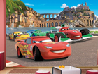 Kuvatapetti DISNEY CARS 2 RACE 360x254 cm