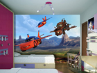 Kuvatapetti DISNEY CAR FILES 360x254 cm
