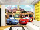 Kuvatapetti DISNEY McQUEEN AND SALLY 360x254 cm