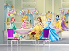 Kuvatapetti DISNEY PRINCESSES CELEBRATE 360x254 cm ED-88013