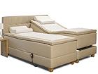 Moottoroitu sänky kaksinkertaisella jousituksella HYPNOS HERMES 180x200 cm