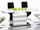 Jatkettava ruokapöytä GUCCI 90x180-220 cm WS-88668