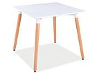 Ruokapöytä NOLAN II 80x80 cm WS-88794