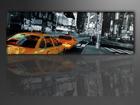 Seinätaulu NEW YORK TAKSI 120x40 cm ED-88874
