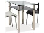Ruokapöytä MADRAS 90x60 cm