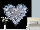 Kuvatapetti HEART OF DIAMOND 300x280 cm