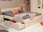 Sänkysarja INFINITY 160x200 cm akaasia MA-89979