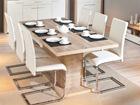 Jatkettava ruokapöytä ABSOLUTO 160-200x90 cm AY-90936
