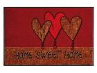 Matto HOME HEARTS 50x75 cm A5-91505