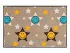 Matto SMILEY STARS 50x75 cm A5-91530