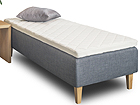 Sänkysarja painavimmille kennopocketilla HYPNOS APHRODITE 120x200 cm FR-91658