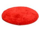 Pitkänukkainen matto SOFT UNI Ø 140 cm AA-91680