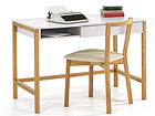Työpöytä NORTHGATE DESK MEL SMALL WO-91930