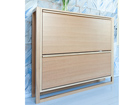 Kenkäkaappi NewEst SHOE CABINET 2 DOOR WO-92043