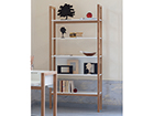 Hyllystö FARRINGDON OPEN BOOKCASE WO-92051
