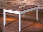 Jatkettava ruokapöytä CASSALA, mänty 160-200x90 cm AY-92105