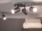 Seinävalaisin SENSIO ASTRID CLUSTER LED LY-92193