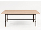 Ruokapöytä JUGEND DINING TABLE 200x95 cm WO-92283